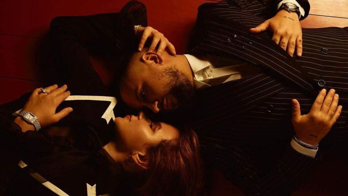 Монатік приголомшив романтичним фото з коханою