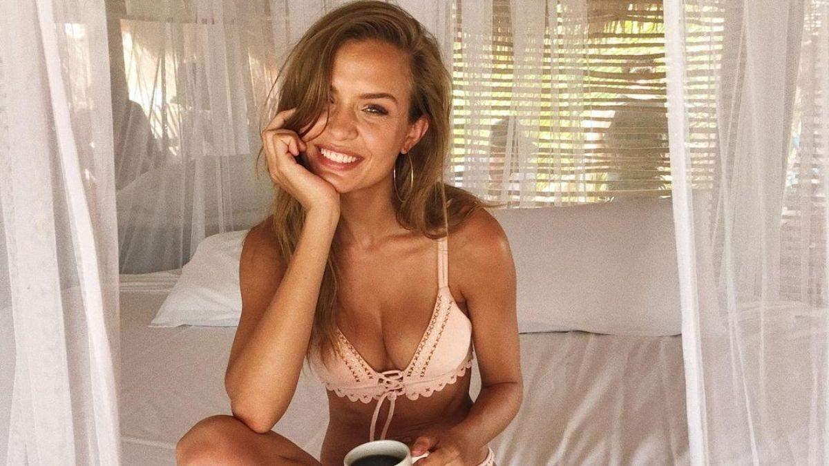 """""""Ангелу"""" Жозефін Скрівер – 28: найсексуальніші фото данської красуні 18+"""
