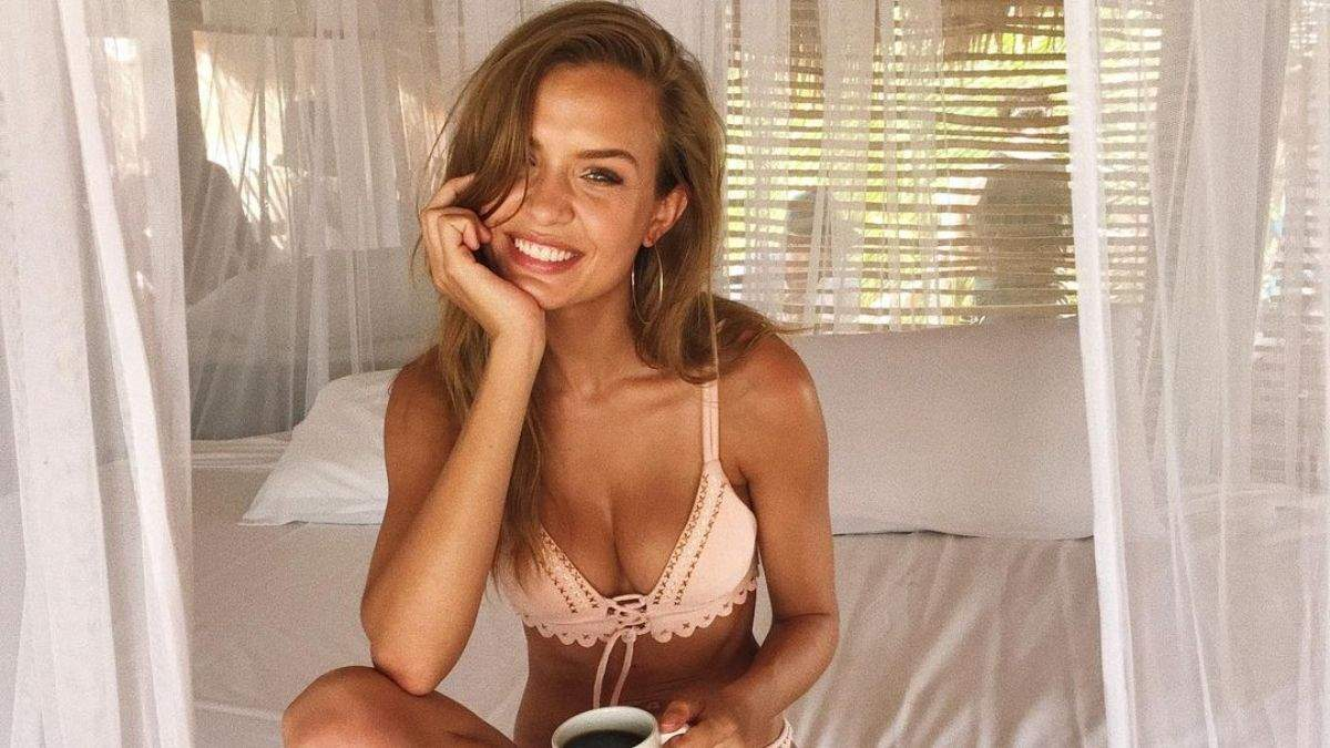 """""""Ангелу"""" Жозефин Скривер – 28: самые сексуальные фото датской красавицы 18+"""