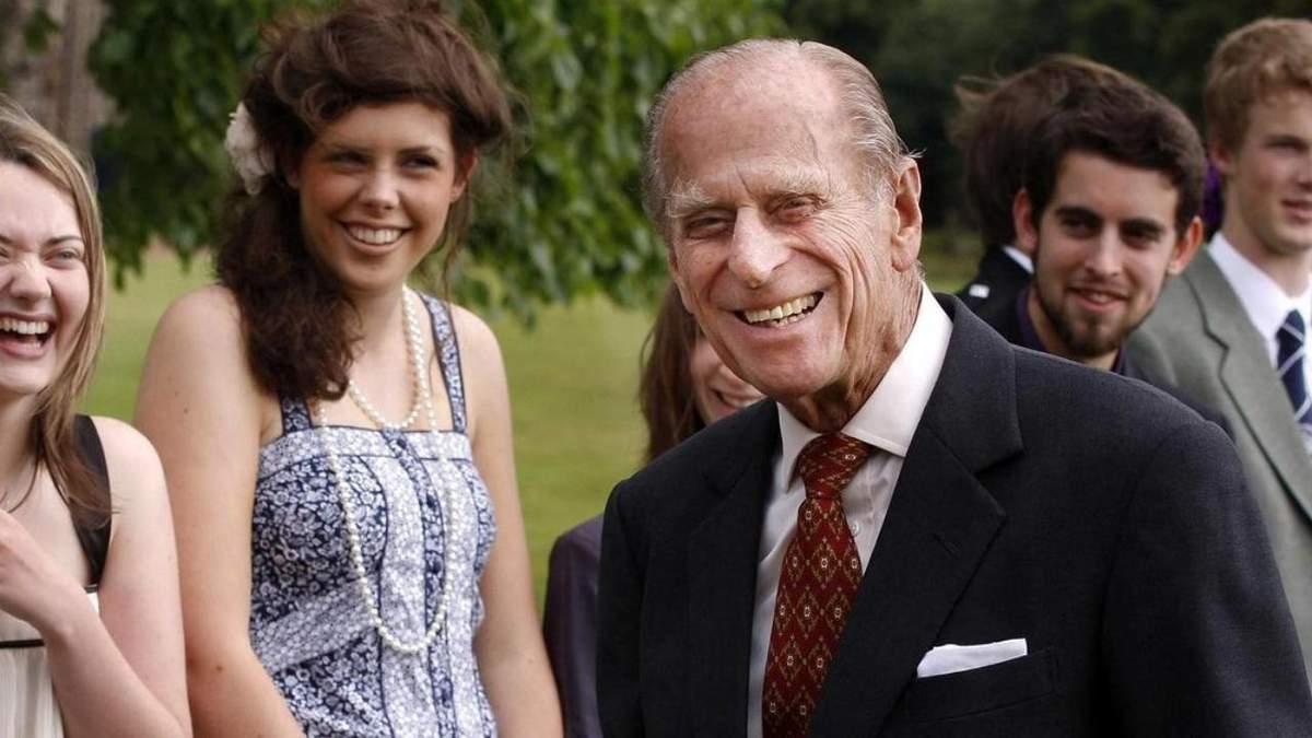 Чоловік онучки принца Філіпа оприлюднив проникливе фото