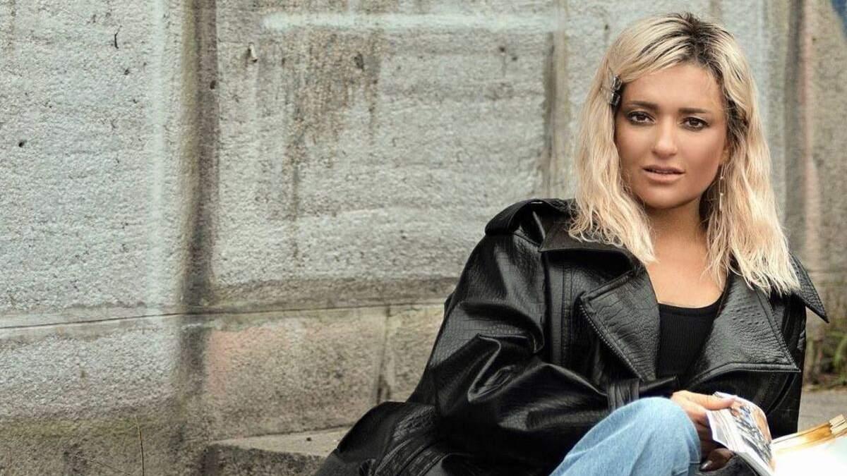 Наталія Могилевська вразила сміливим поєднанням джинсів і куртки: фото образу зірки
