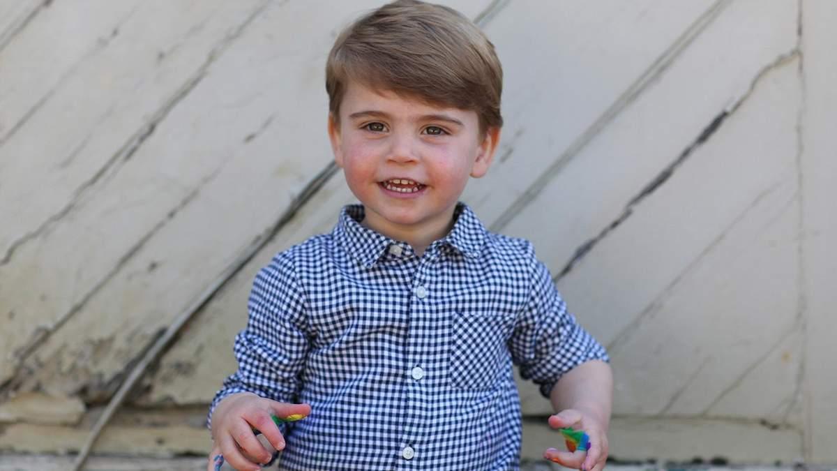 Принцу Луи - 3 года: как рос королевский отпрыск в фотографиях