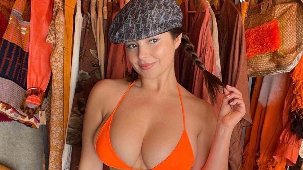 Демі Роуз показала великі груди у спокусливому образі: гаряче фото