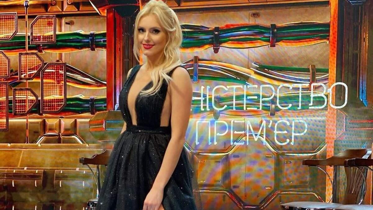 Ірина Федишин презентувала кліп у розкішній сукні з глибоким декольте