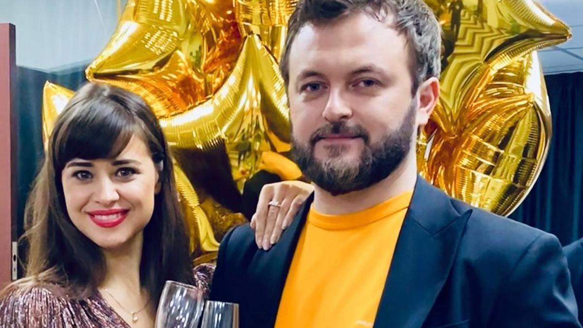 Дзідзьо розлучається з дружиною Ярославою Хомою: деталі