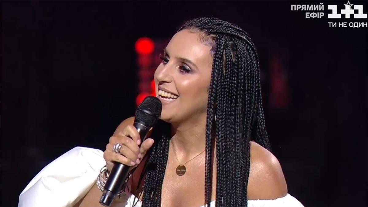 Джамала спела в суперфинале Голоса страны: видео выступления