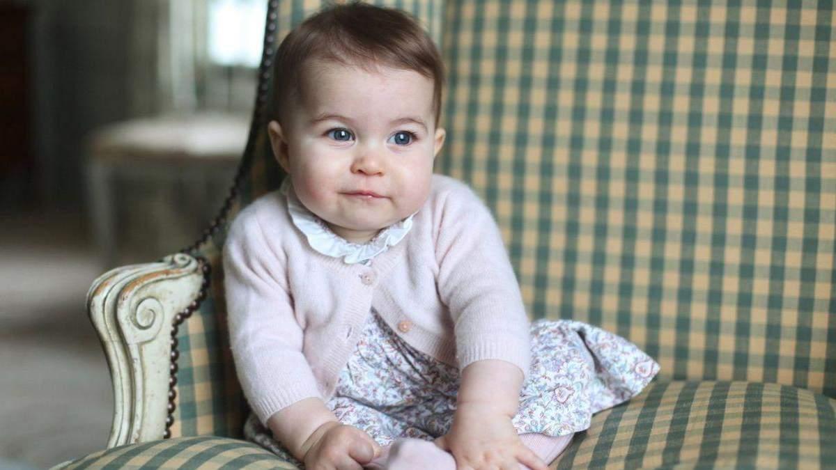 Принцессе Шарлотте – 6: фото дочери Кейт Миддлтон и принца Уильяма