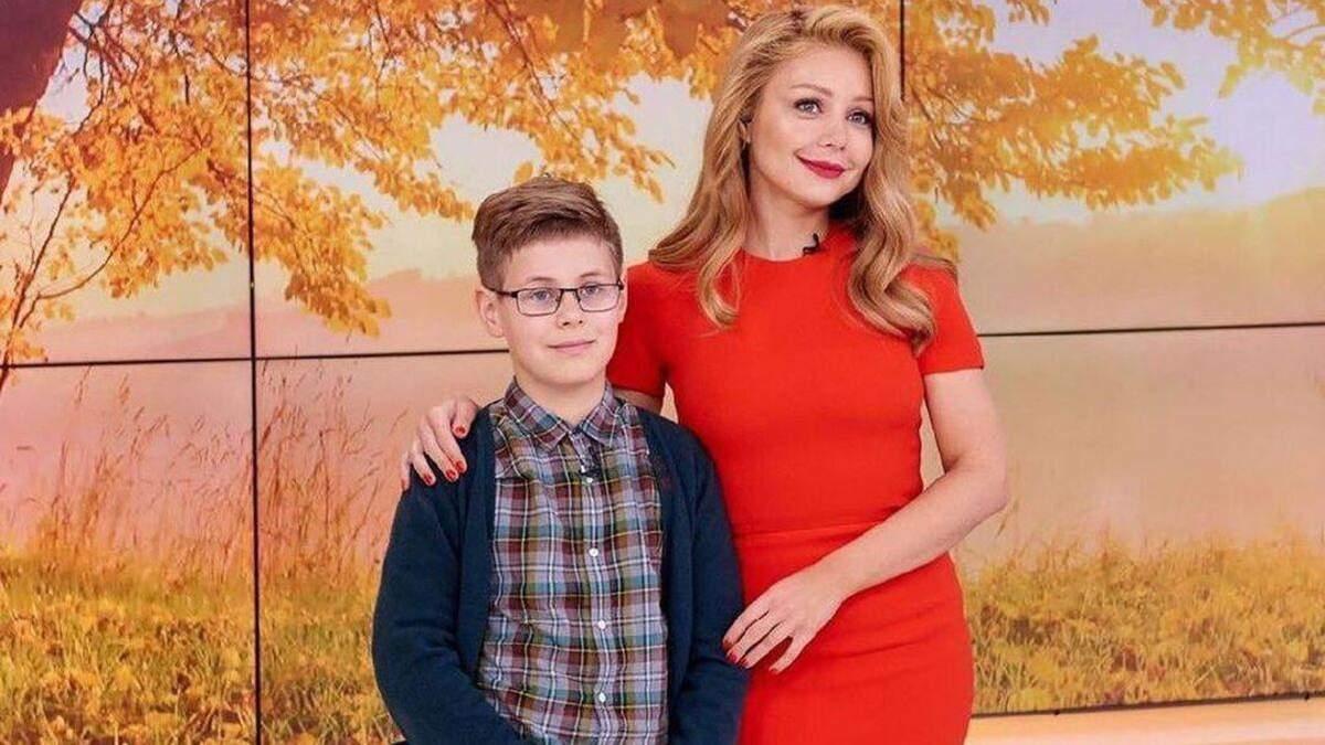 Тіна Кароль назвала несподіване улюблене заняття з сином