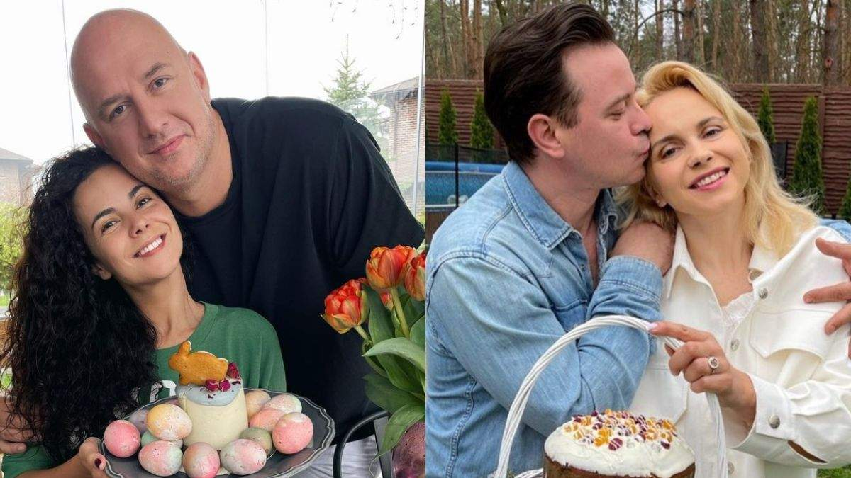 Як українські зірки святкують Великдень: яскраві фото та відео