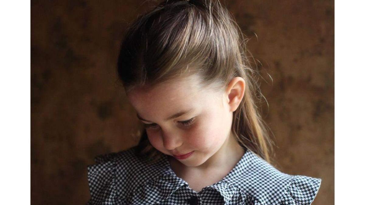 День рождения принцессы Шарлотты: новое фото