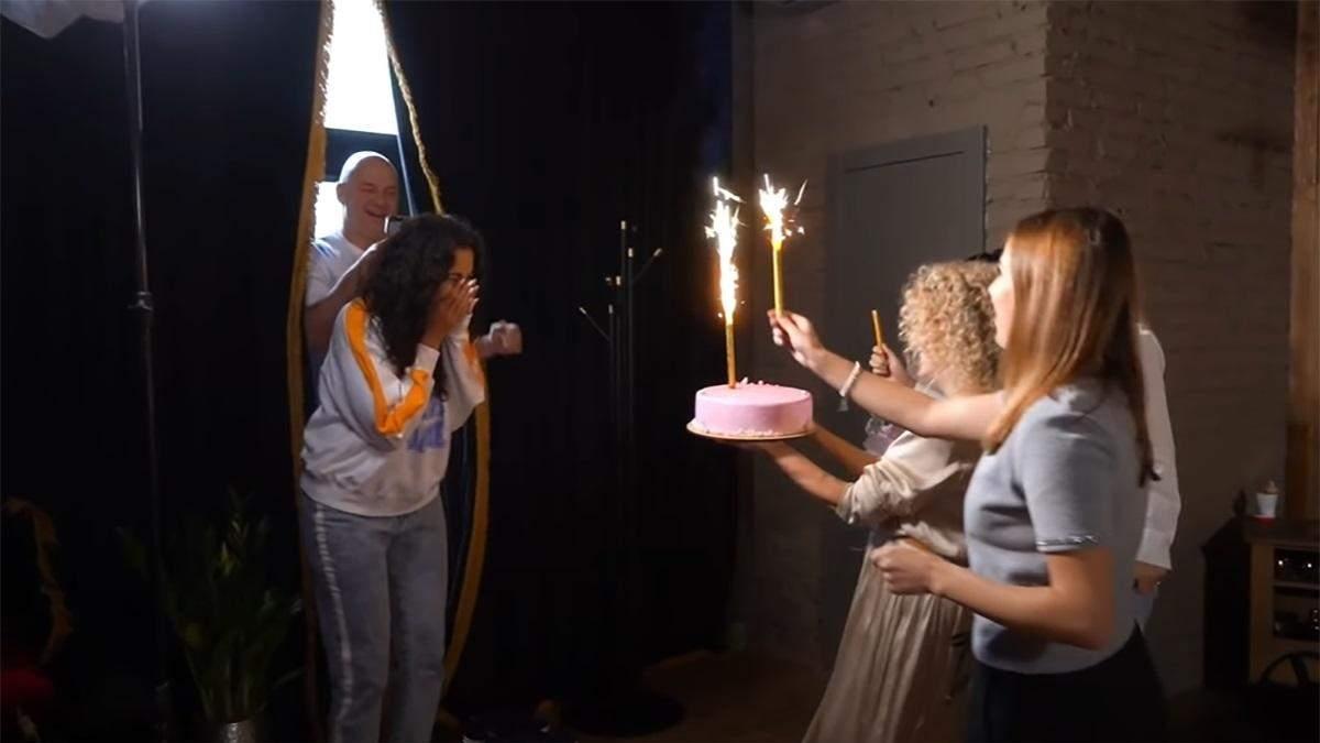 Потап влаштував зворушливий сюрприз для Насті Каменських: відео