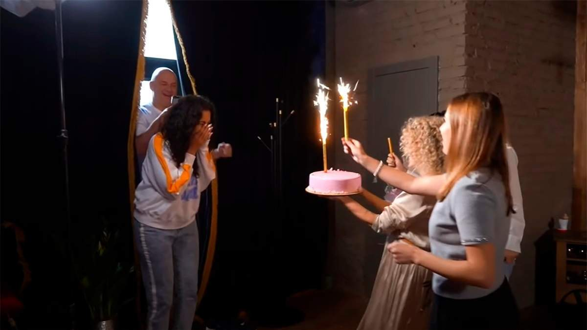 Потап устроил трогательный сюрприз для Насти Каменских: видео