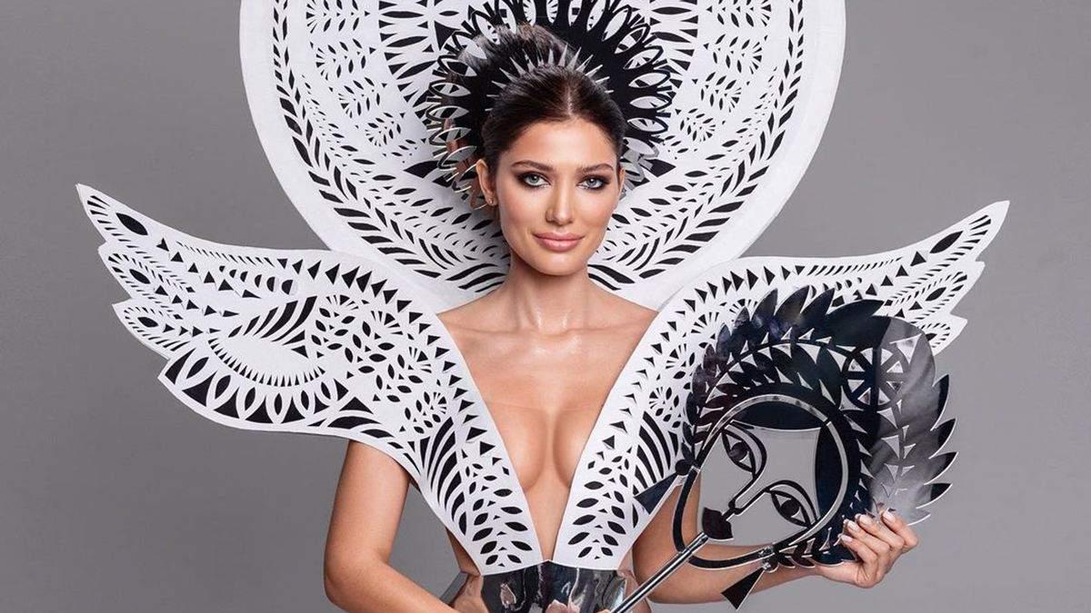 Міс Україна показала відверту сукню для Міс Всесвіт: фото