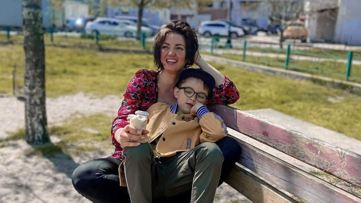 6-летний сын Оли Цыбульской влюбился