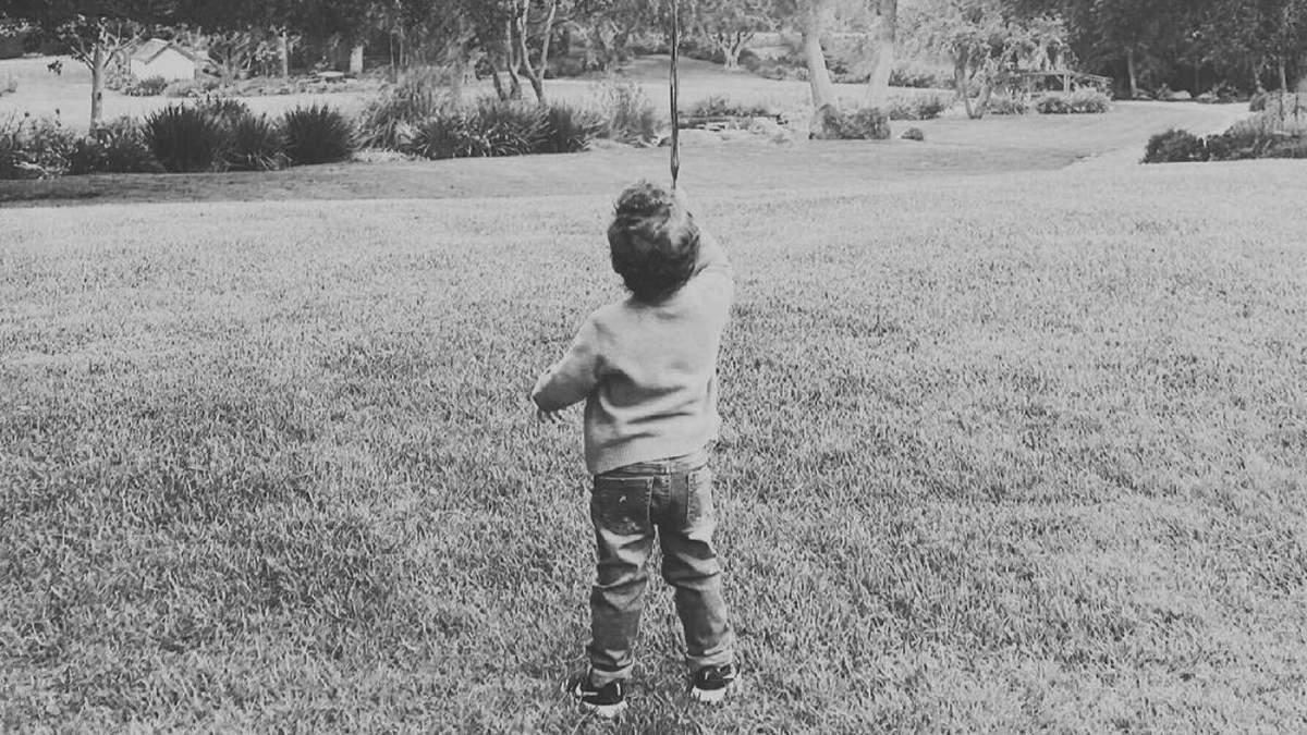 Меган Маркл і принц Гаррі поділилися новим фото сина Арчі