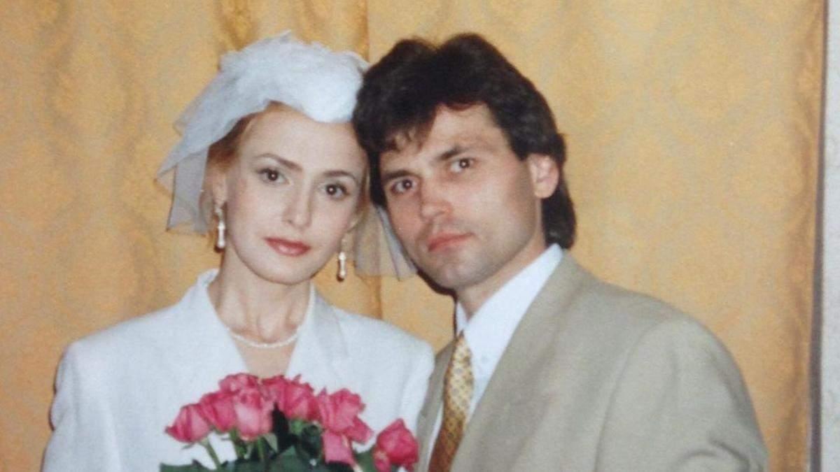 Ольга Сумская показала свадебные фото: архивные кадры