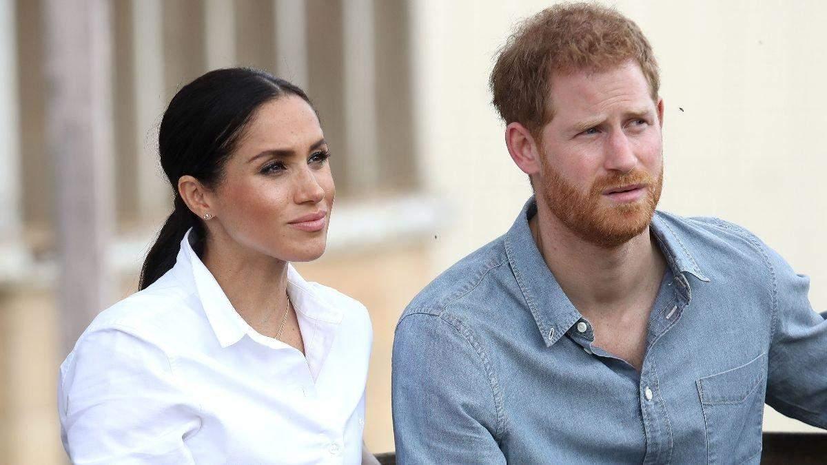 Принц Гаррі та Меган Маркл мали побачення в супермаркеті
