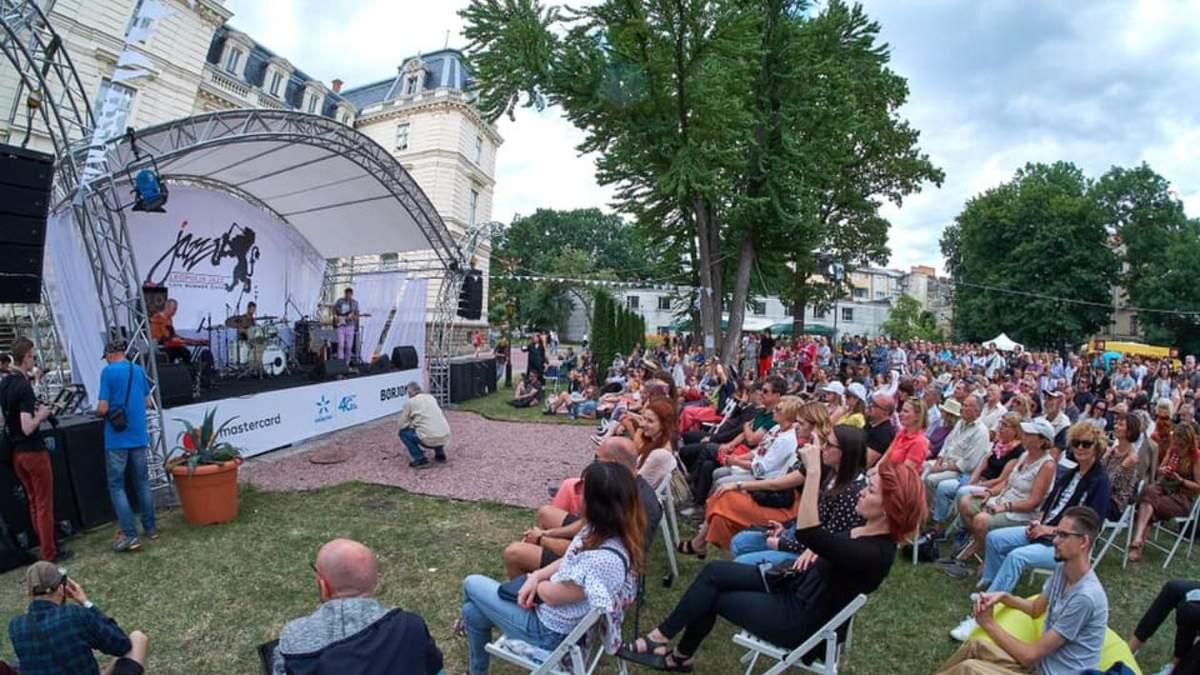 Leopolis Jazz Fest 2021 повертається: формат, програма