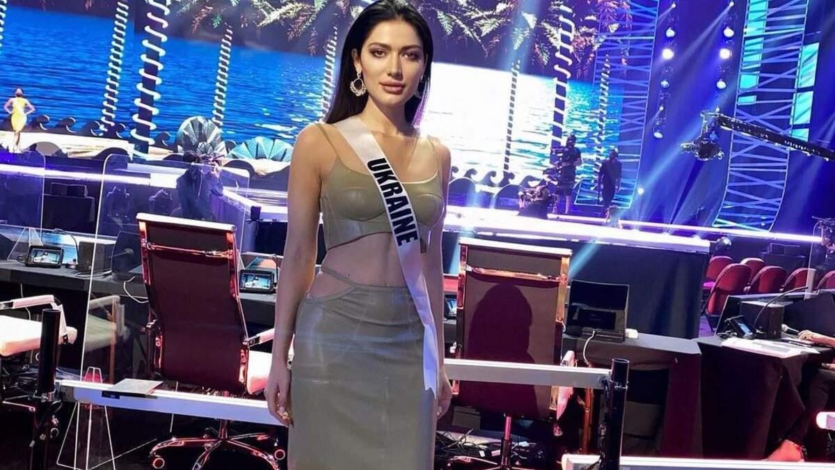 Роскошные образы Мисс Украина, в которых она готовилась к Мисс Вселенная