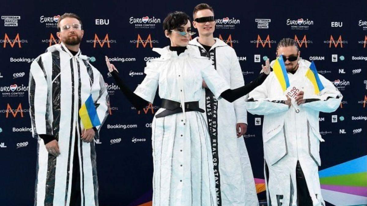 Євробачення-2021: Go_A на церемонії відкриття