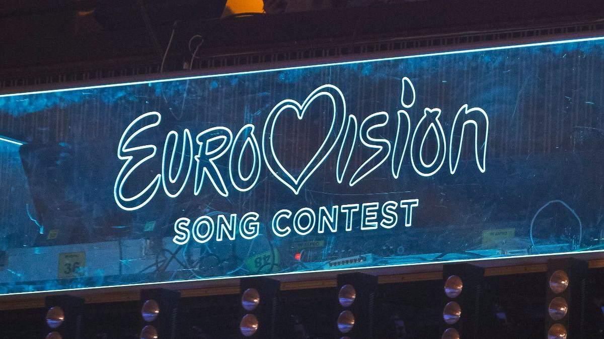 Білорусь не зможе взяти участь в Євробаченні-2022
