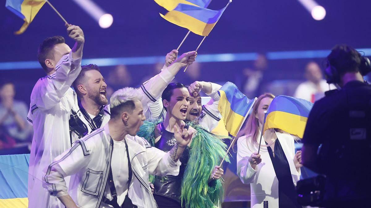 Украина прошла в финал Евровидения-2021: реакция группы Go_A
