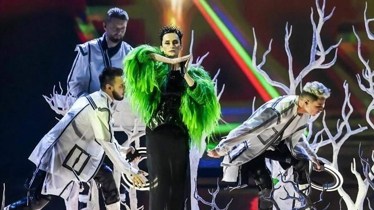 Группа Go_A выступила на Евровидения 2021: реакция украинских звезд