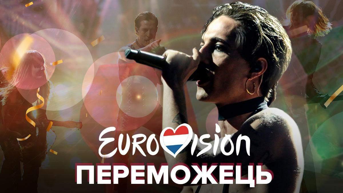Måneskin победитель Евровидения 2021: Италия победила в финале 22 мая