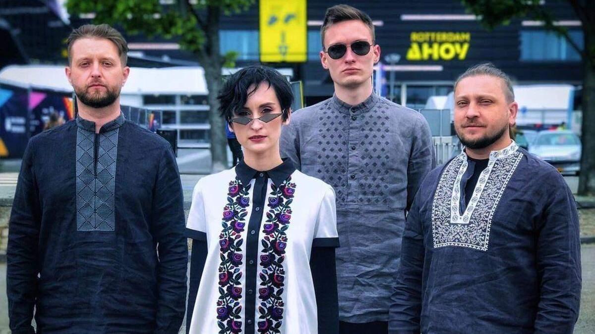 Пісня Go_A для Євробачення-2021 залетіла на 5 сходинку Spotify