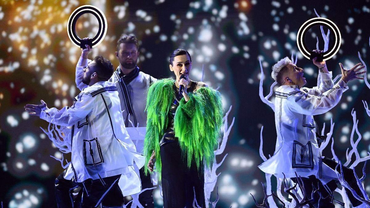 Место Украины на Евровидении 2021: какое место Go_A заняли в финале
