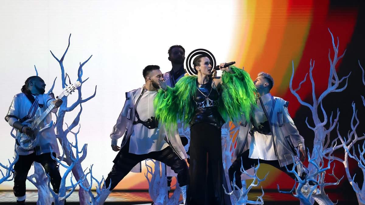 Пісня Go_A для Євробачення має 1 місце в рейтингу Spotify в 8 країнах