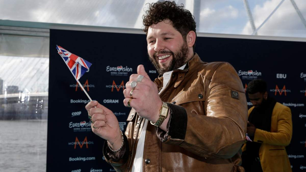 Представник Британії на Євробаченні