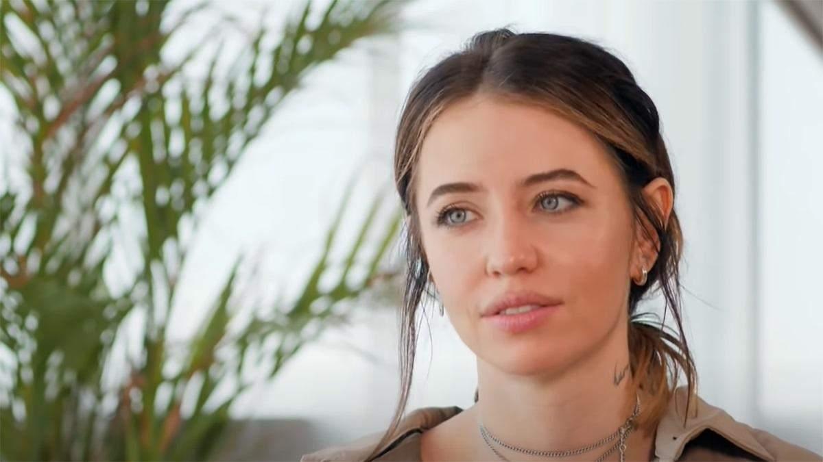 Надя Дорофєєва прокоментувала розлучення Позитива