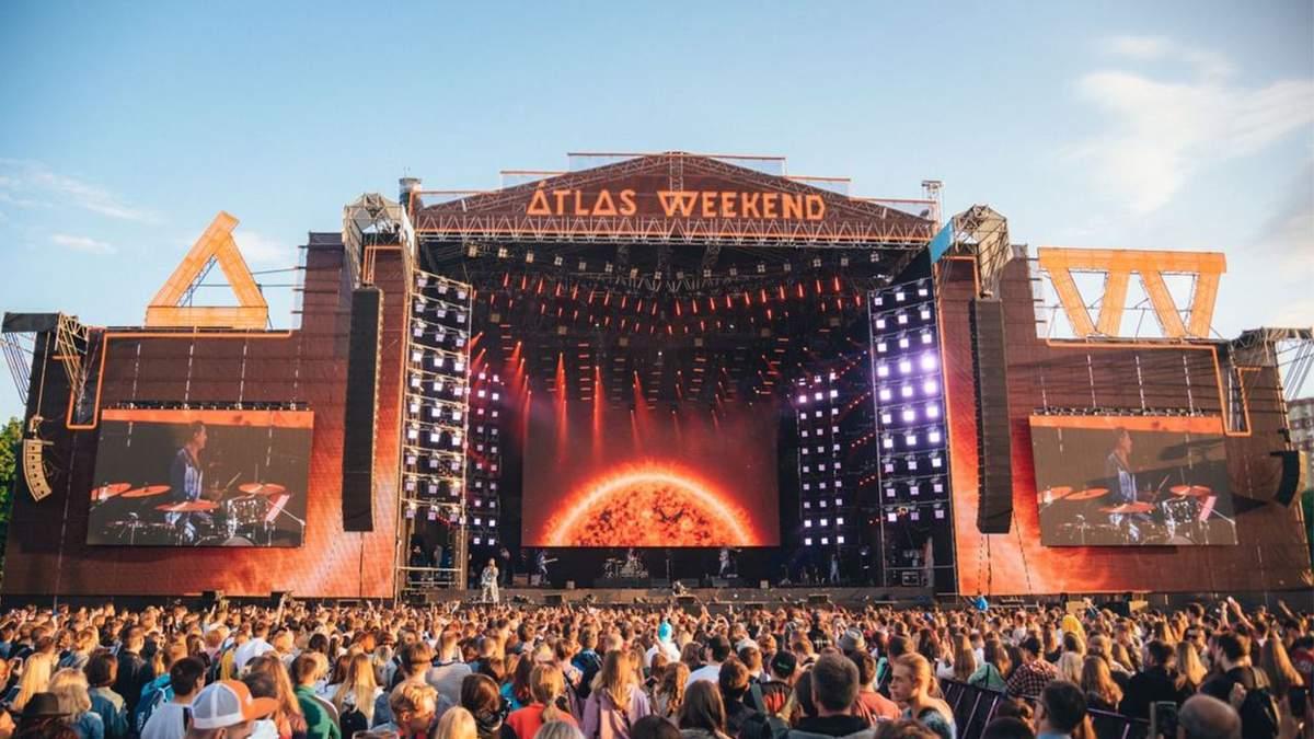 Артисты Atlas Weekend 2021: расписание, кто будет из участников