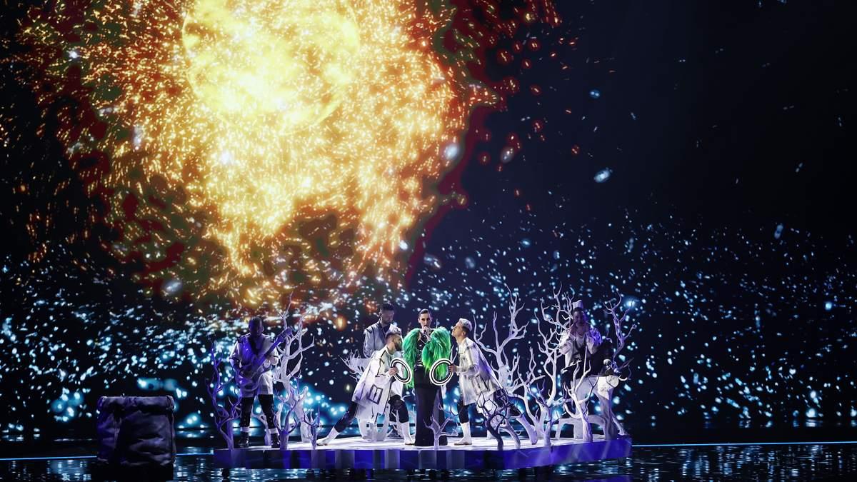 Хит Go_A для Евровидения-2021 ворвался на 1 строчку рейтинга Spotify
