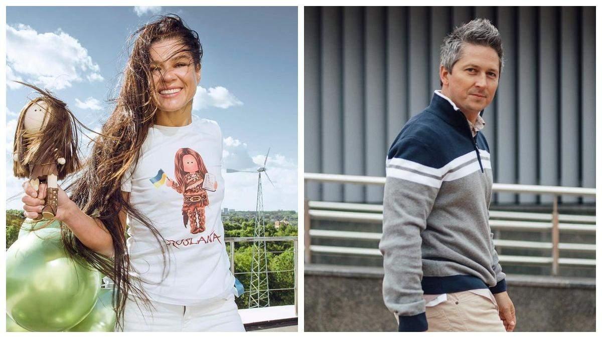 Руслана та Олександр Педан отримали другу вакцину від COVID-19: відео