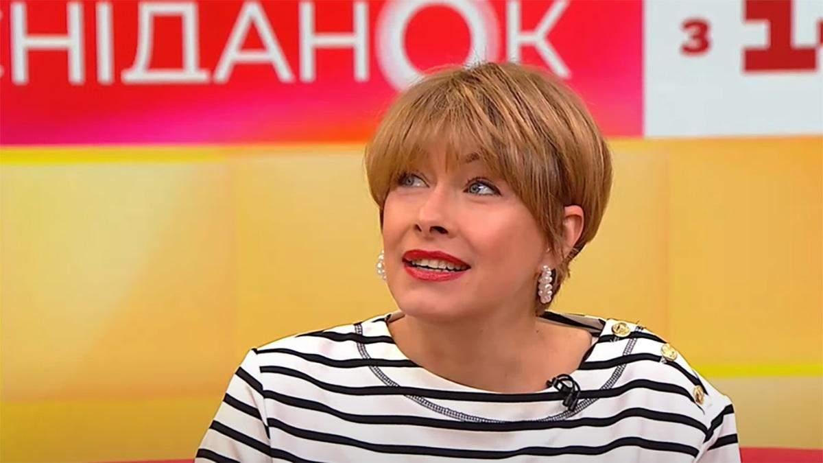 Олена Кравець розповіла про стосунки з Зеленською