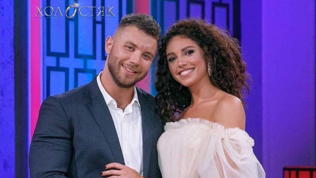 Холостяк Михаил Заливако покорил страстным фото с Анной Богдан