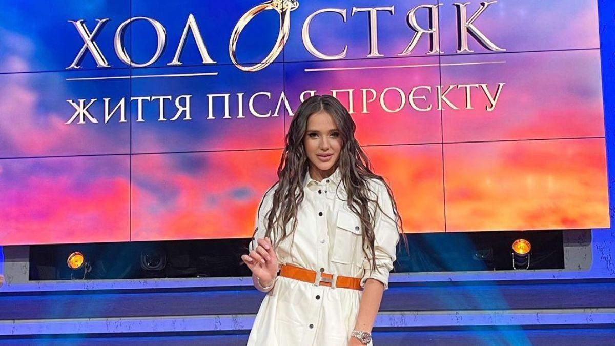 Даша Ульянова зізналася, чи спілкується з Холостяком Максом Михайлюком