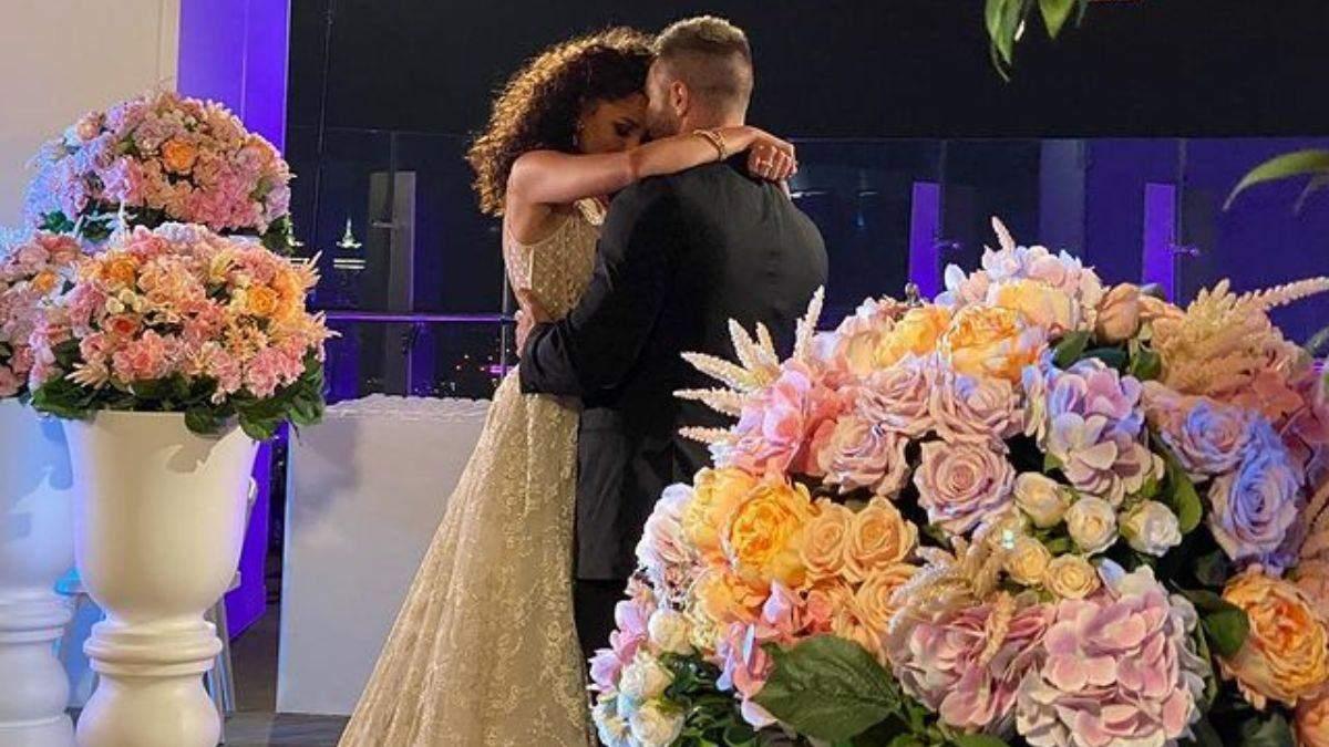 Холостяк та Анна Богдан вперше після фіналу разом з'явилися на публіці