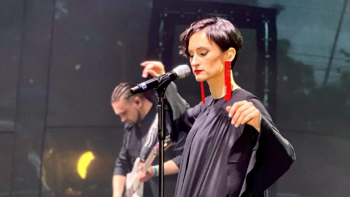 Go_A впервые после Евровидения выступили в Киеве