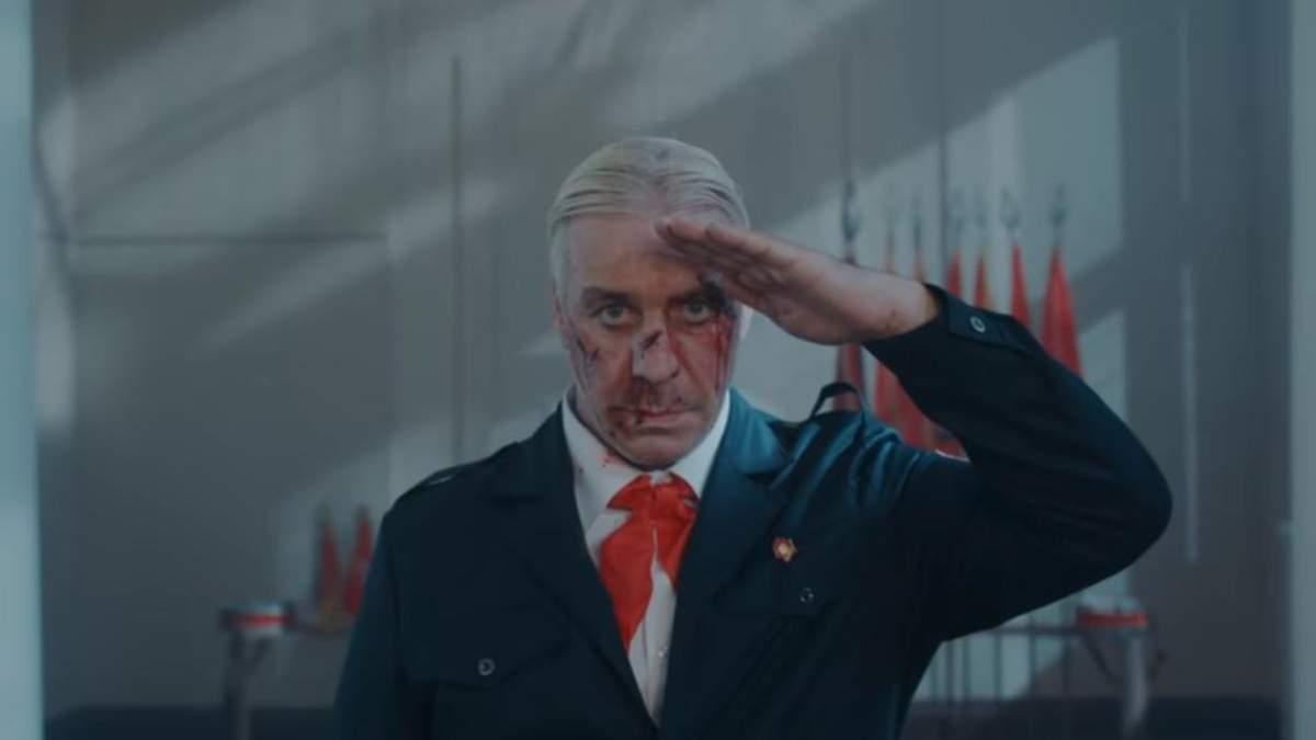Тилль Линдеманн из Rammstein выпустил клип Ich hasse Kinder