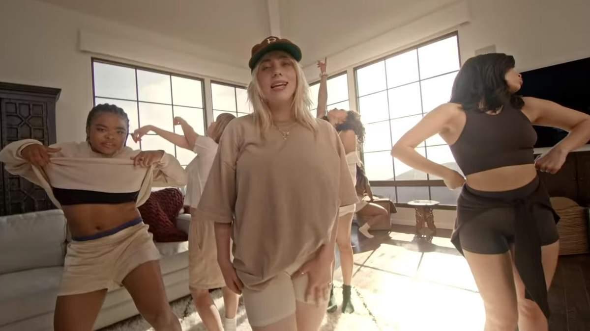 Біллі Айліш знялась у новому кліпі Lost Cause у костюмі від Кардашян