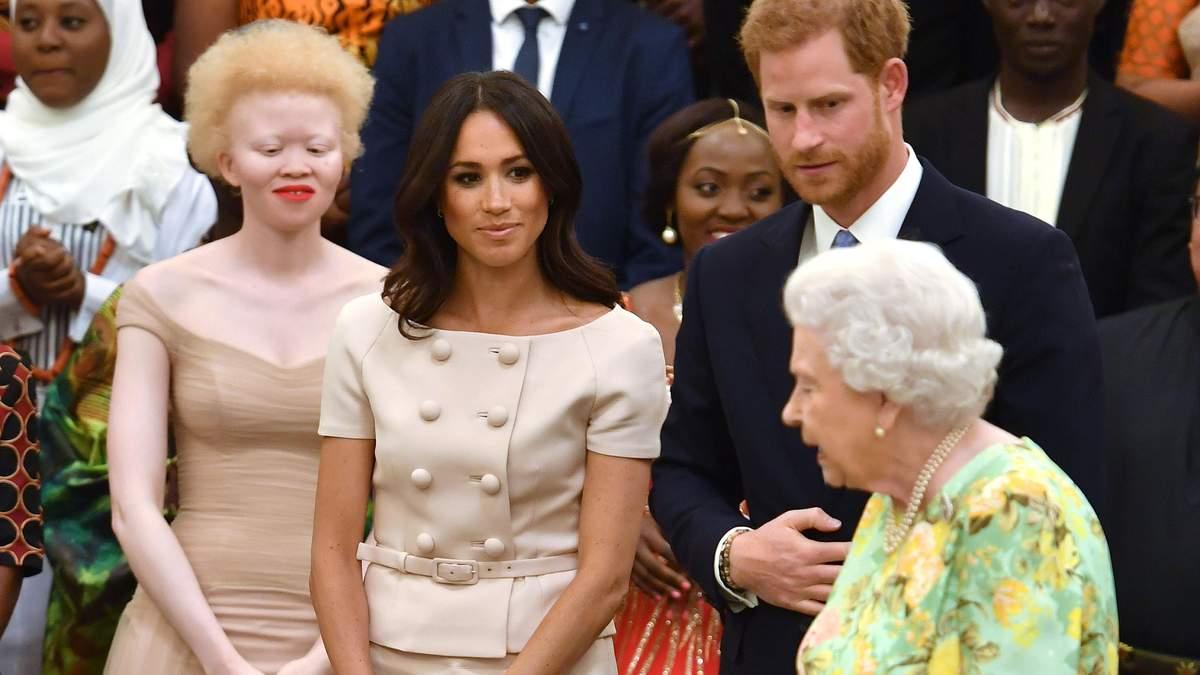Елизавета II не довольна именем правнучки из-за скандалов с Гарри
