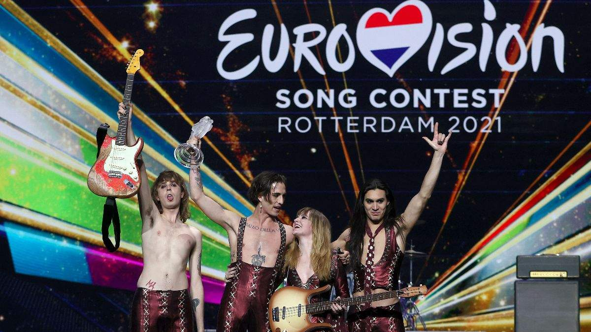 Євробачення-2021: Måneskin звинуватили у плагіаті