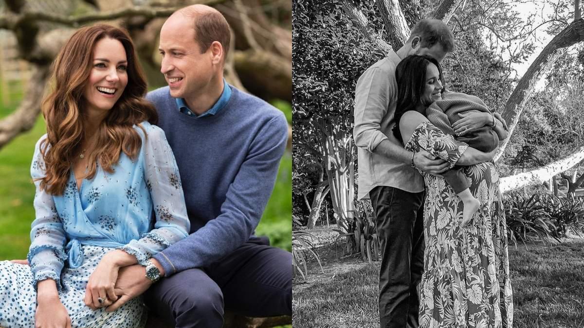 Кейт Міддлтон та Вільям надіслали подарунок для дочки Меган та Гаррі