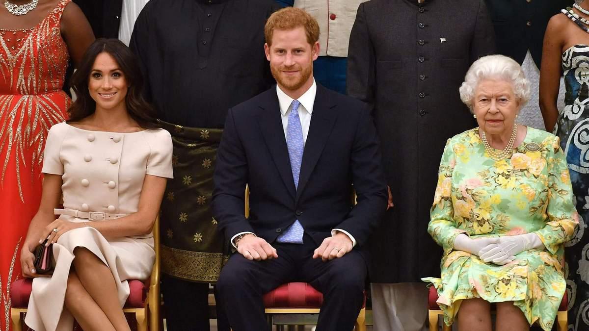 Прежде чем назвать дочь Гарри просил у Елизаветы II благословение