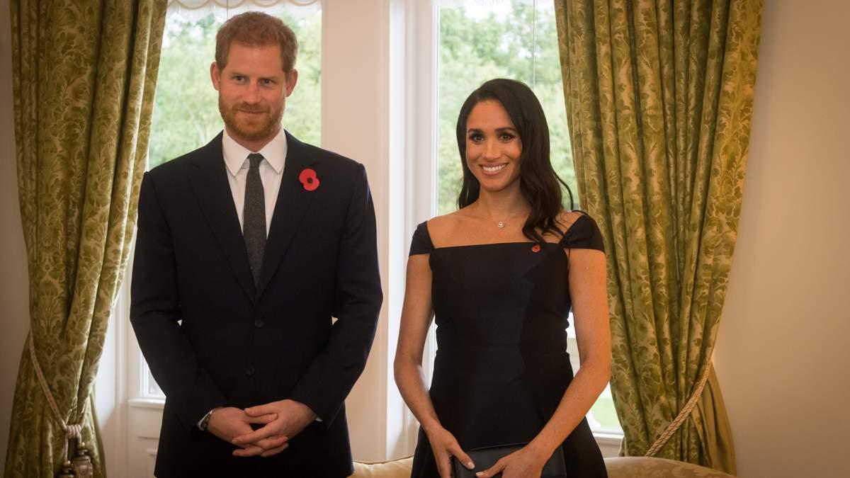 Принц Гаррі й Меган Маркл разом підуть у декретну відпустку