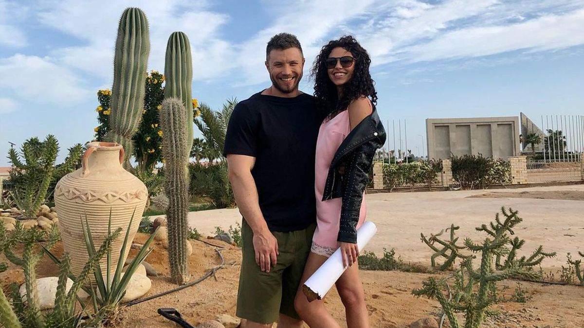 Михаил Заливако и победительница Холостяка отдыхают в Турции