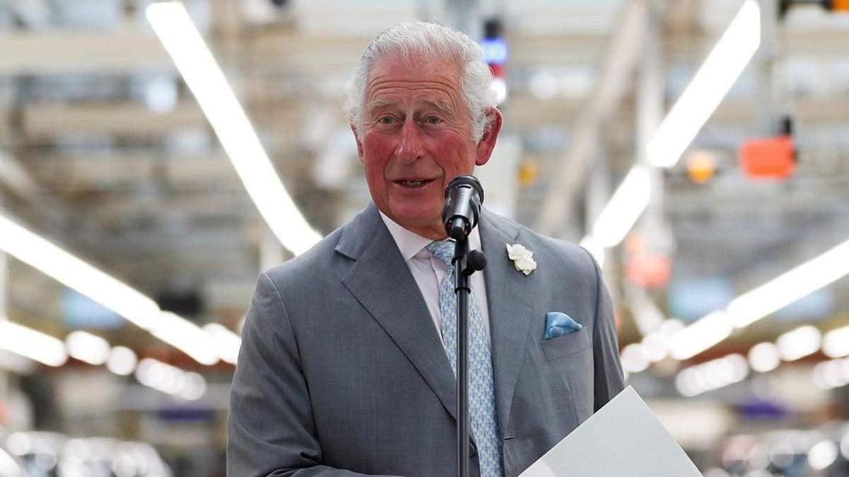 Принц Чарльз счастлив, что у Меган и Гарри родилась дочь